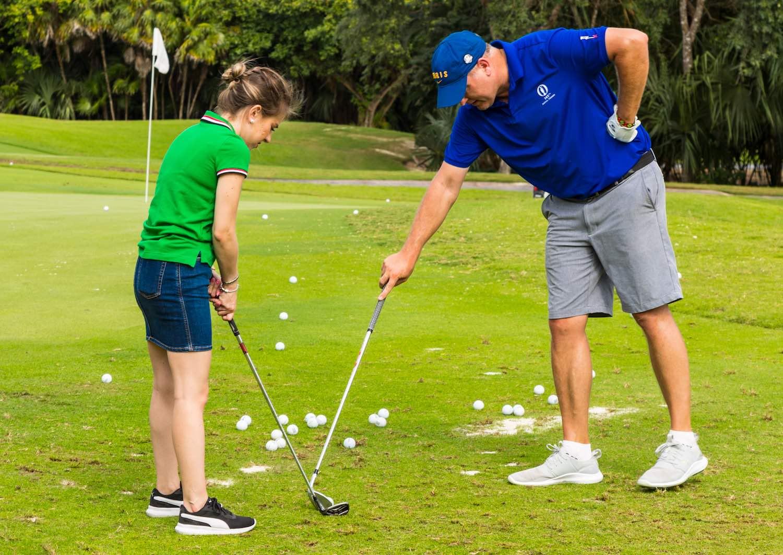 Grand Velas John E. Morgan golf