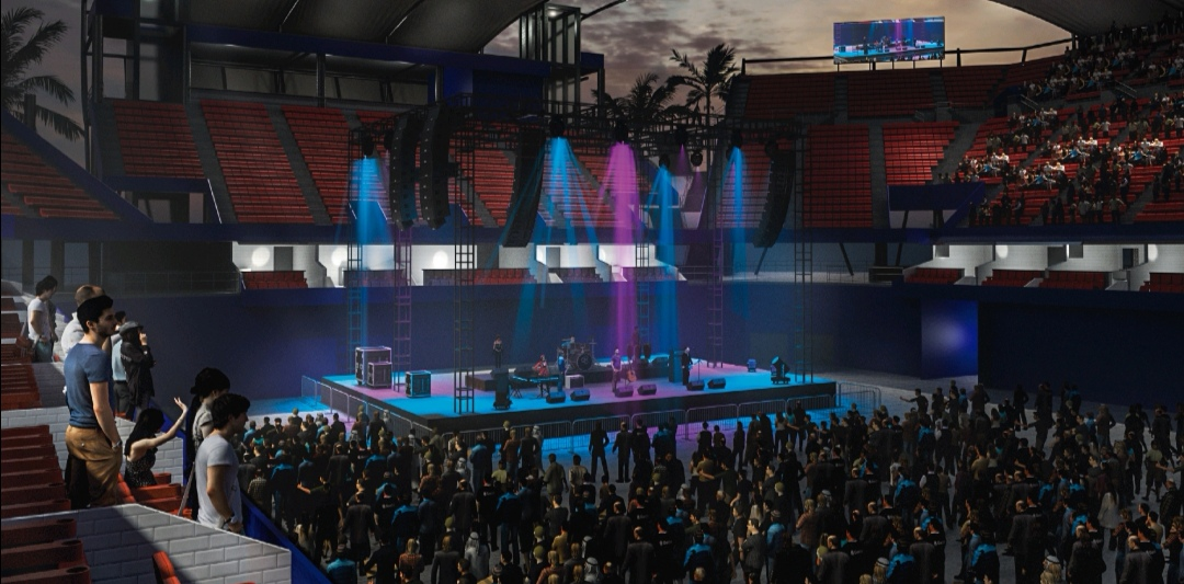 Arena MIA