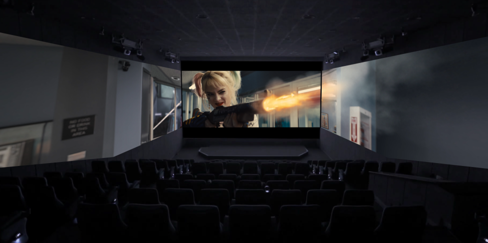 Screen X Cinépolis
