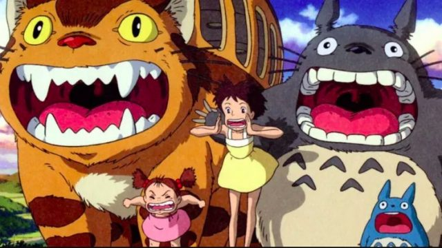 Museo del Oscar Studio Ghibli