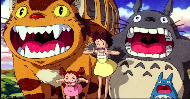 Muestra de Studio Ghibli inaugurará el Museo del Oscar