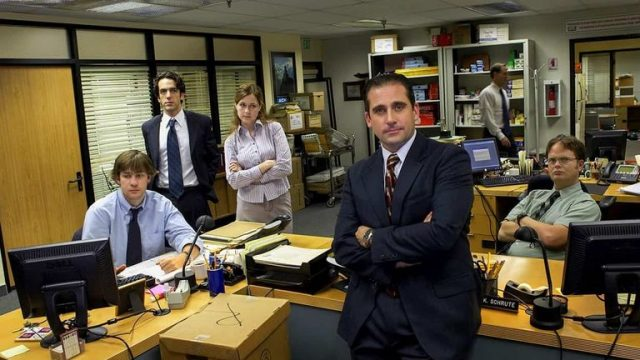 The office comedy central