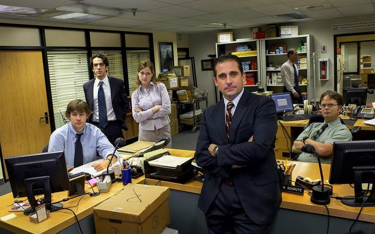 Todas las temporadas de 'The Office' llegan a Comedy Central