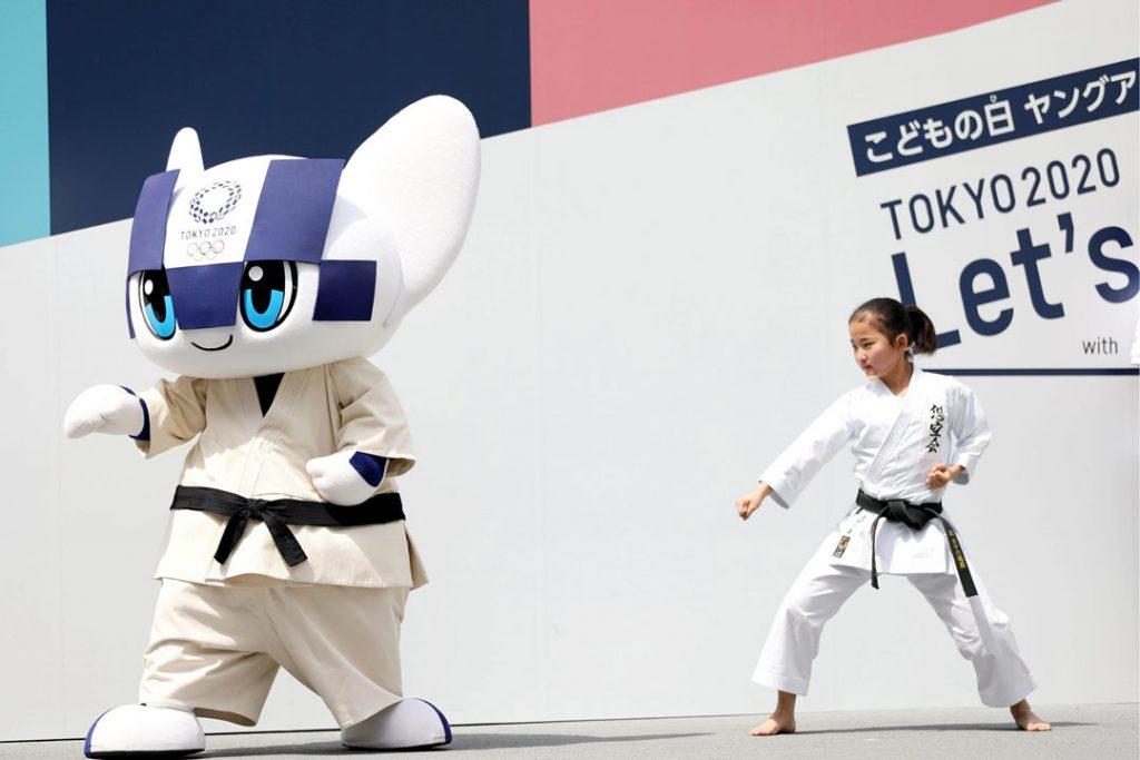 Juegos Olímpicos Japón