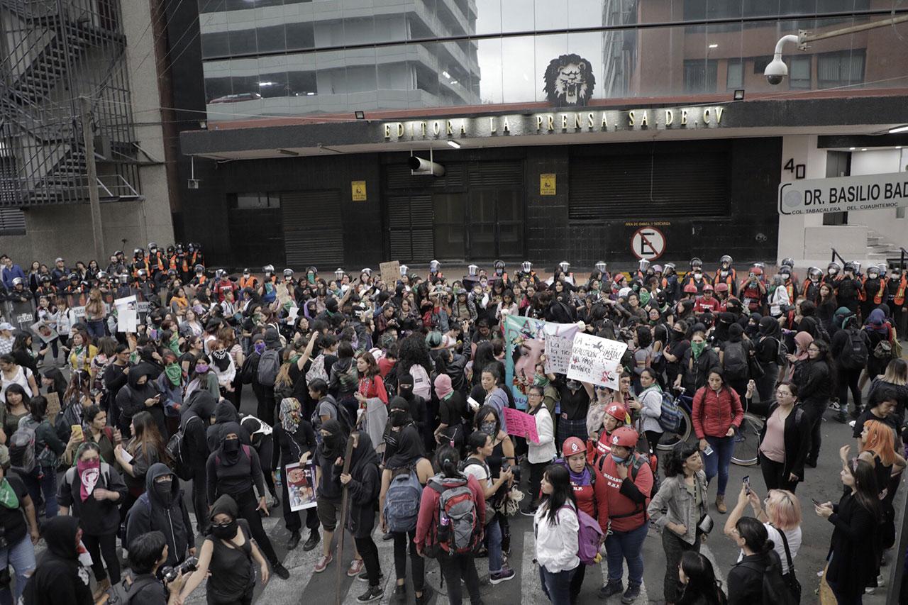 Feminicidios Marchas Protestas Ingrid