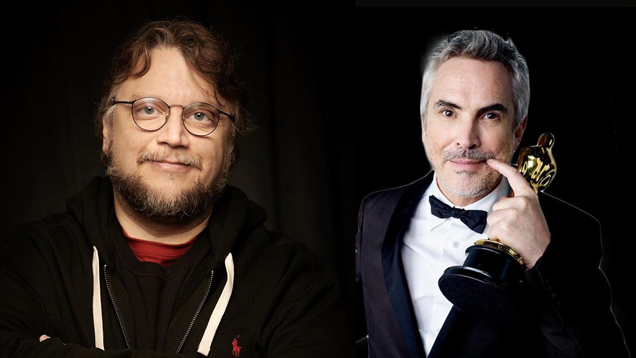 Guillermo del Toro y Alfonso Cuarón darán conferencia en Guadalajara