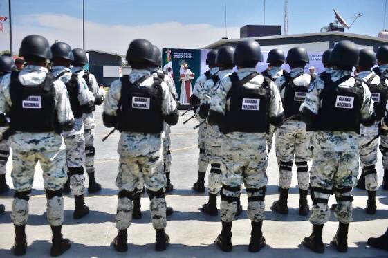 Cuesta 461 mdp el centro donde se evaluará confianza de la Guardia Nacional