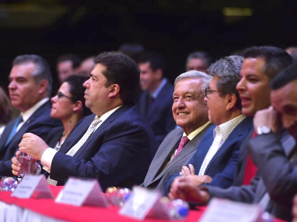 Pedro Haces y el sindicalismo que busca aliarse con AMLO
