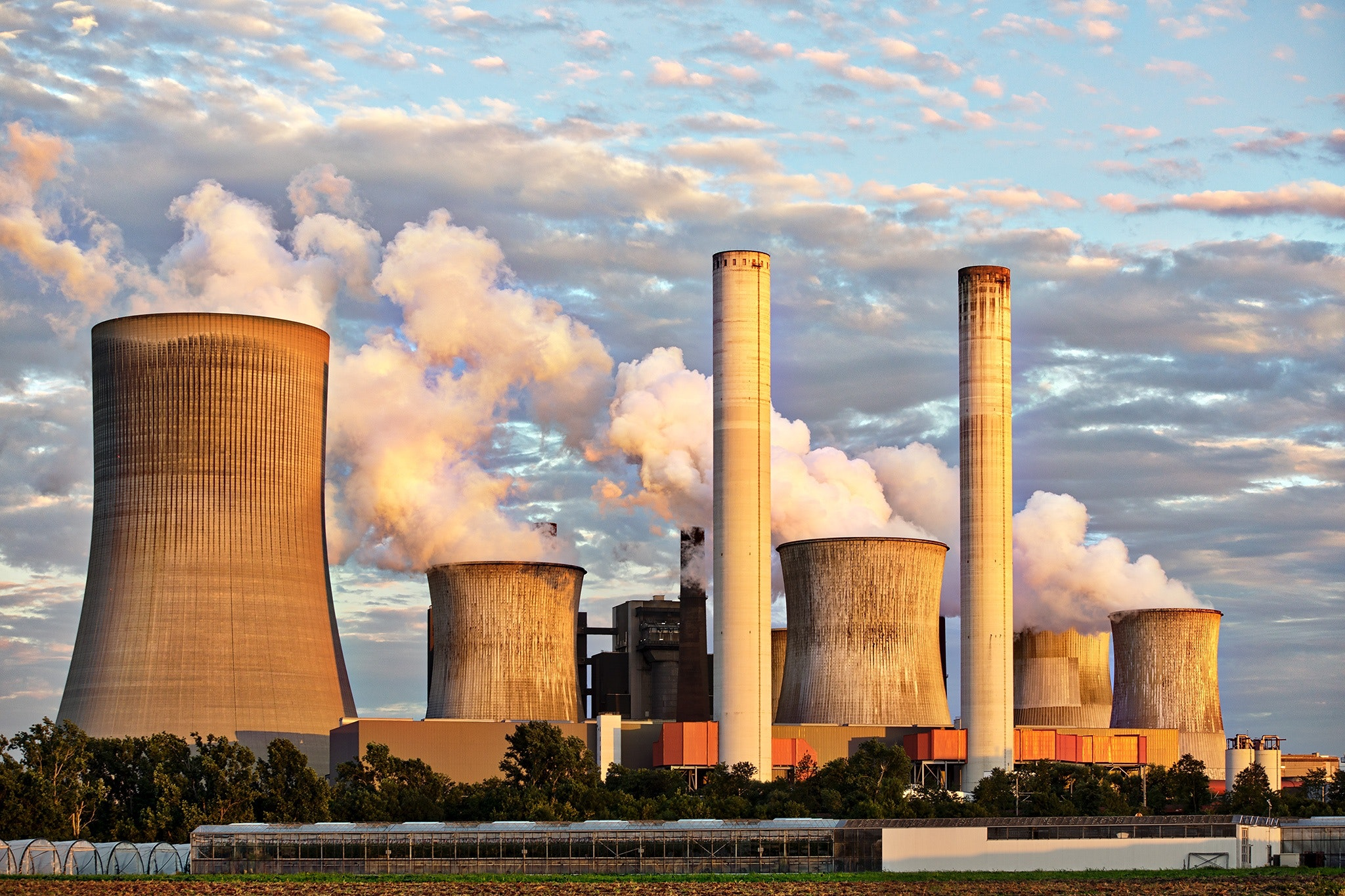 Alemania estima recortar sus emisiones 65% para 2030