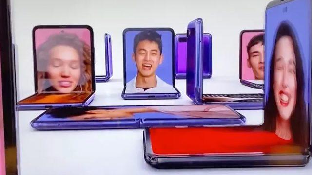 anuncio Samsung Oscars captura pantalla