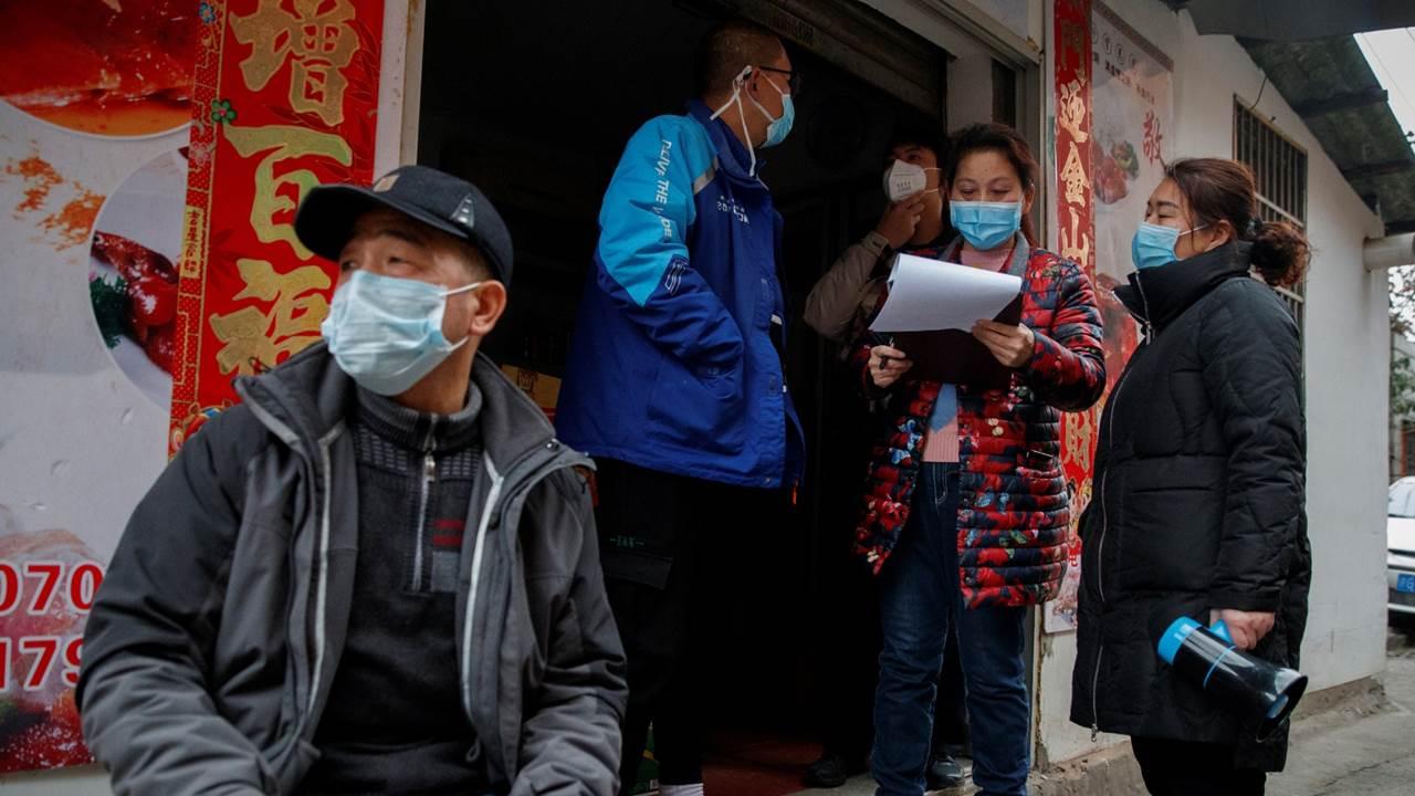 Coronavirus, la mayor emergencia de salud en China comunista: Xi Jinping