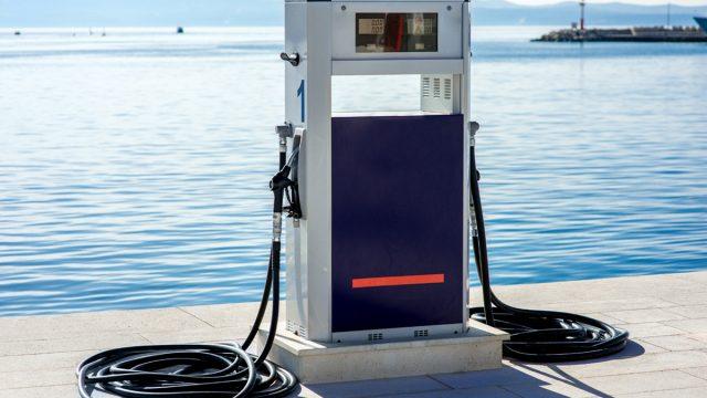 Cofece diesel marino