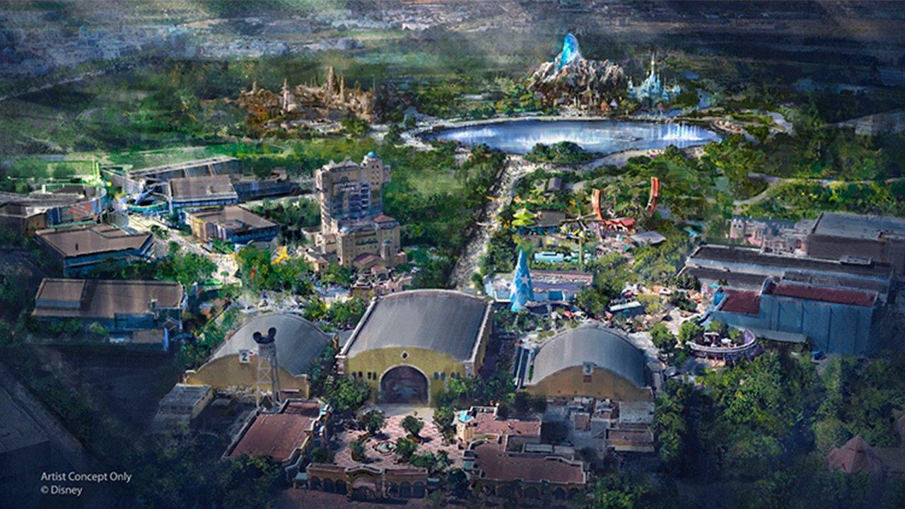 El pueblo Arendelle de 'Frozen' llegará a Disneyland París