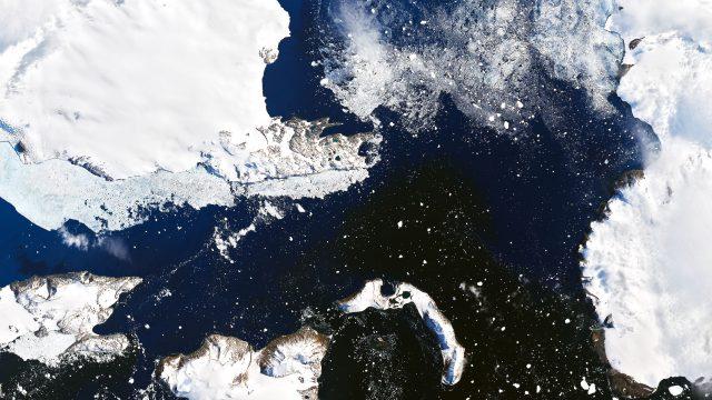 Fotos Galería Landsat (Nasa).