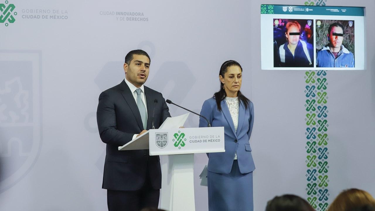 Asesinato de Fátima no fue por dinero: Secretaría de Seguridad de CDMX