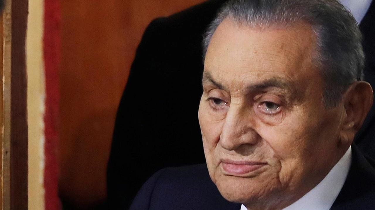 Muere a los 91 años el expresidente egipcio Hosni Mubarak