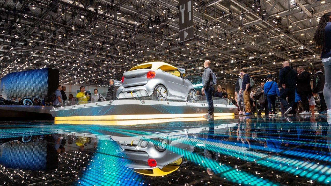 5 cosas que no sabías del Salón del Automóvil de Ginebra