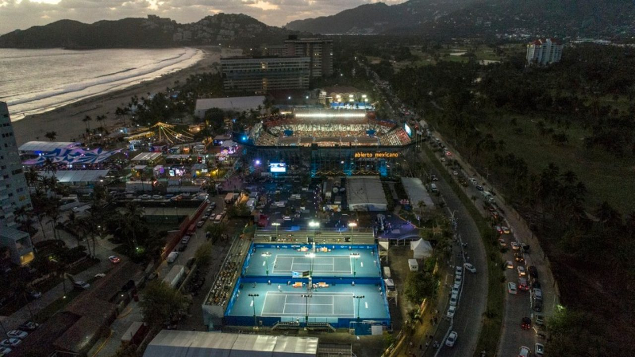 Abierto Mexicano de Tenis, en la recta final