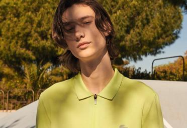 Lacoste lanza nueva colección de cara a la primavera