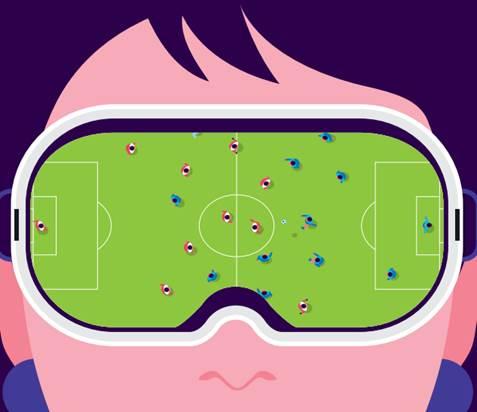 69% de fanáticos mejorará su experiencia visual de los deportes gracias a la tecnología