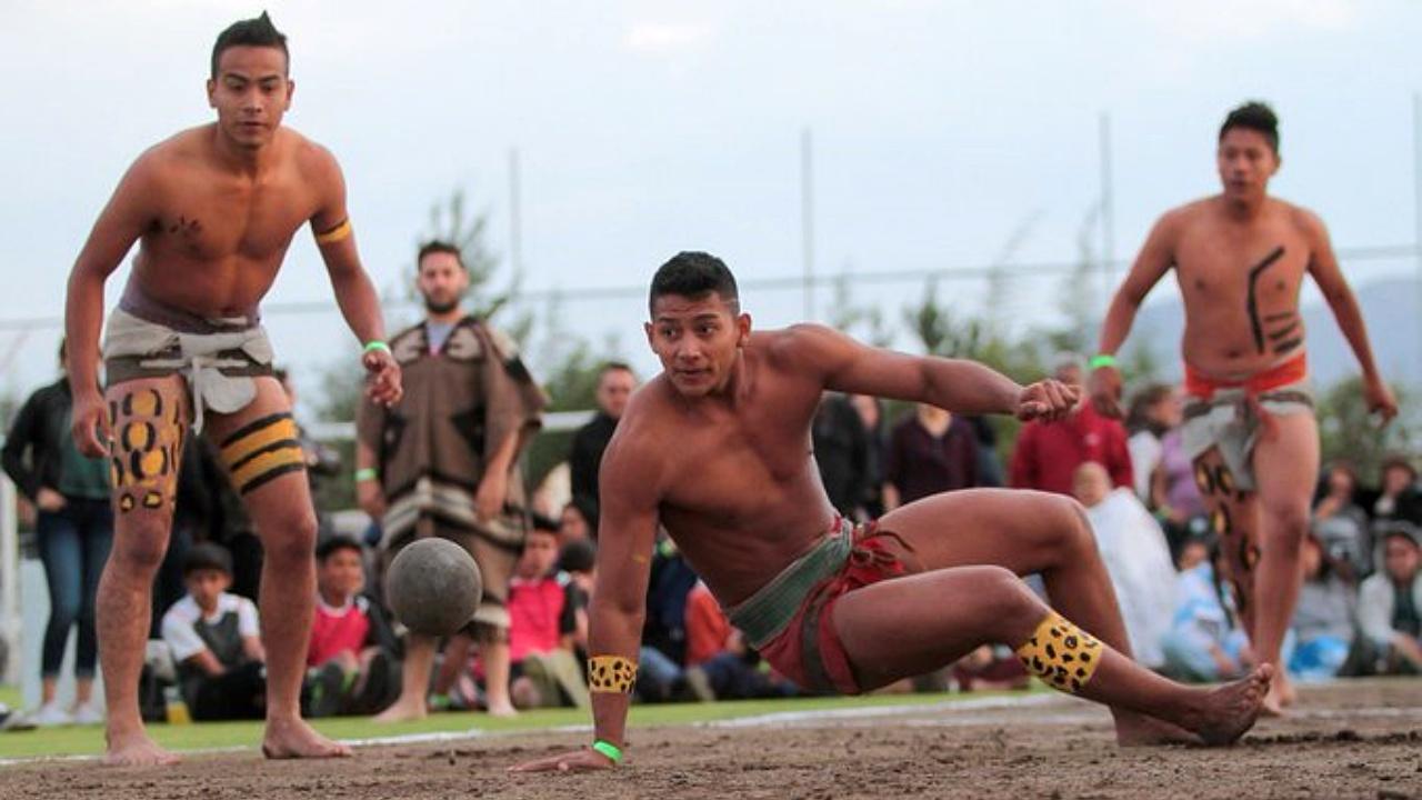 UNAM busca que juego de pelota sea patrimonio de la humanidad