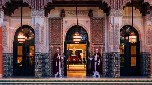 La Mamounia Marruecos