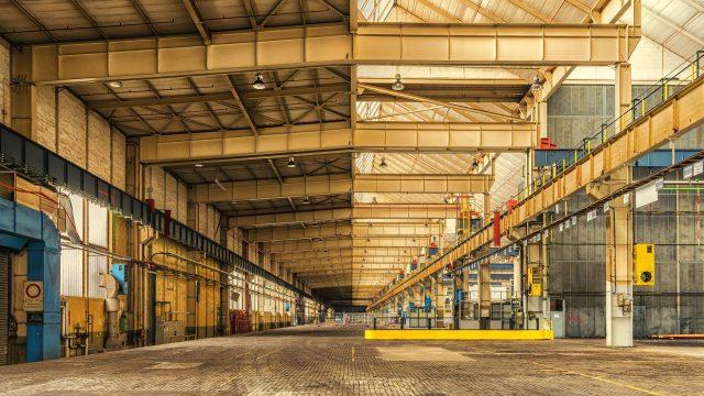 desarrollos nave industrial