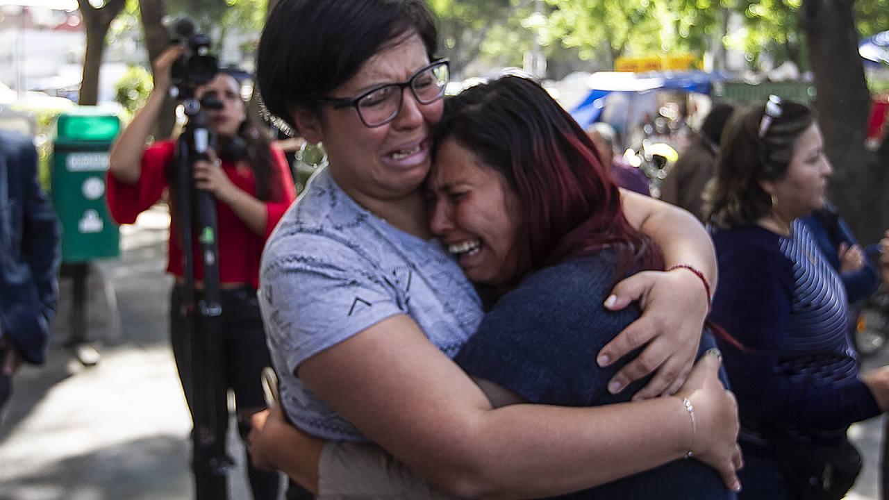 Madre de Fátima identifica al presunto asesino de su hija