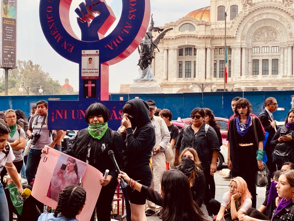 Gobierno de AMLO presume paridad pero recibe quejas por violencia de género