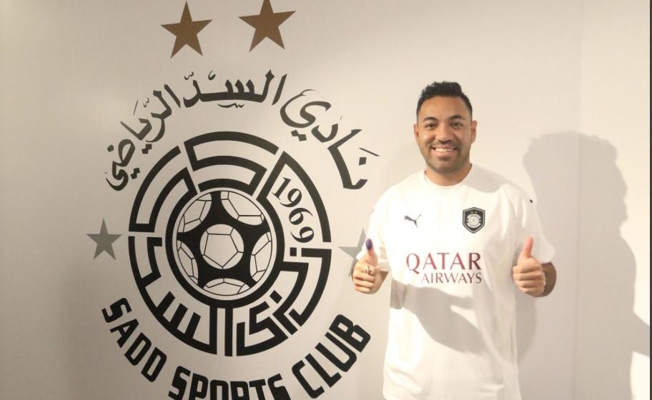 Marco Fabián llega a Qatar para jugar con el equipo que dirige Xavi Hernández