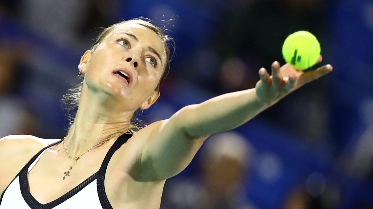 Maria Sharapova se despide de las canchas: anuncia su retiro del tenis