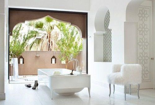 Diseño Baño Marroquí