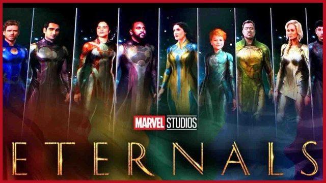 Marvel Eternals Eternos