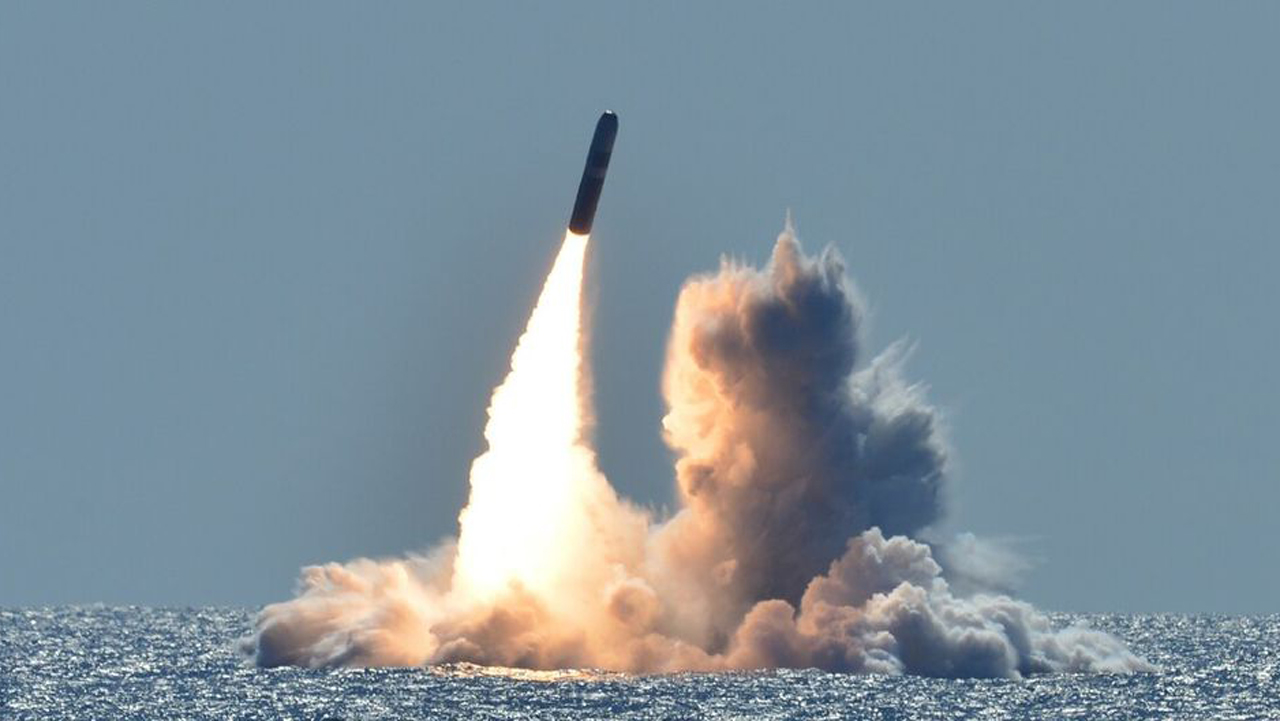 misil submarino