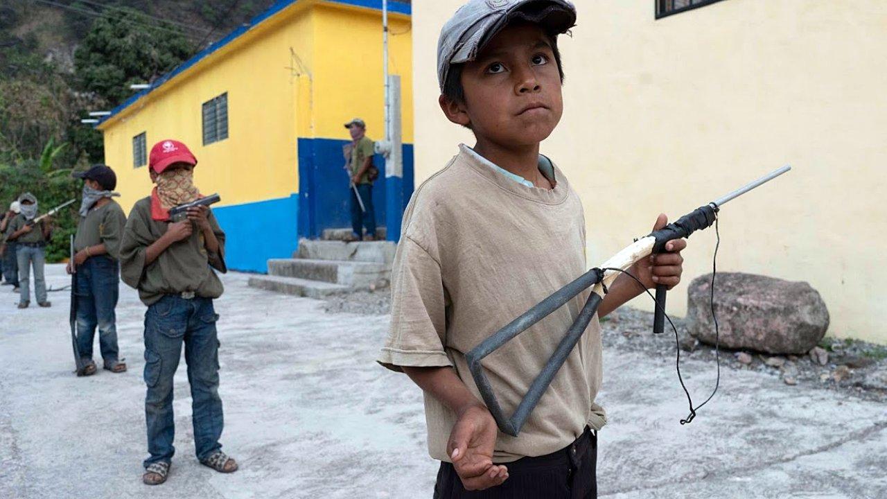 Save the Children lamenta violencia contra niños en México