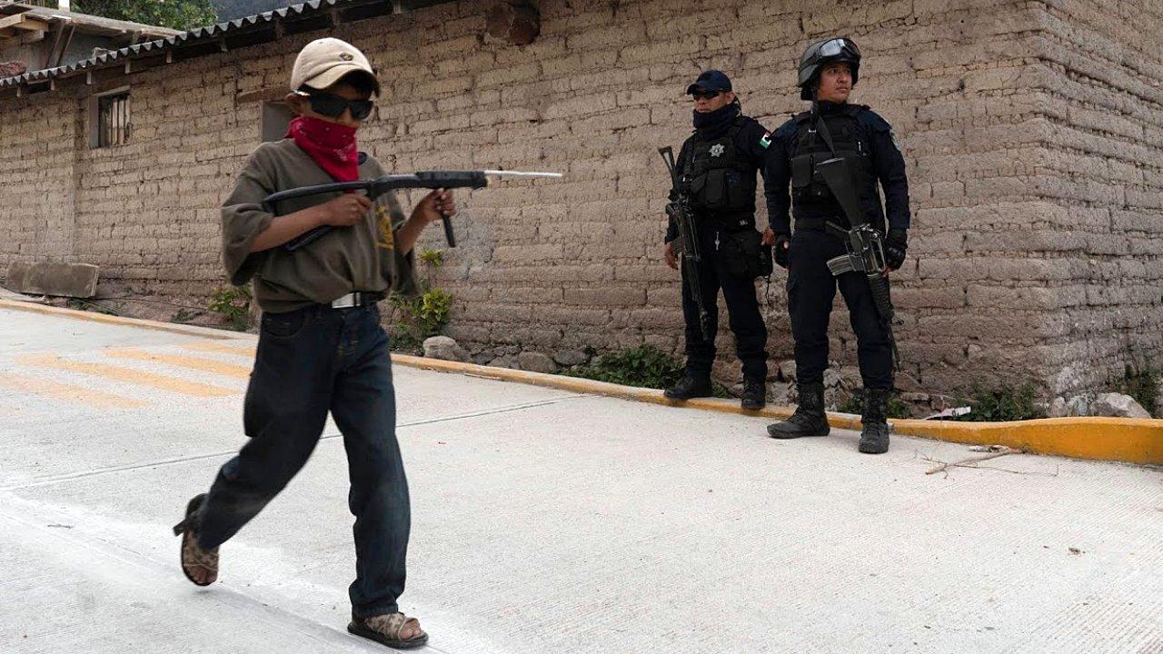 Niños y adolescentes son blanco de la violencia e invisibles para el gobierno: Redim