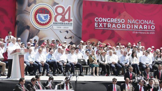 contratos CTM Trabajadores AMLO