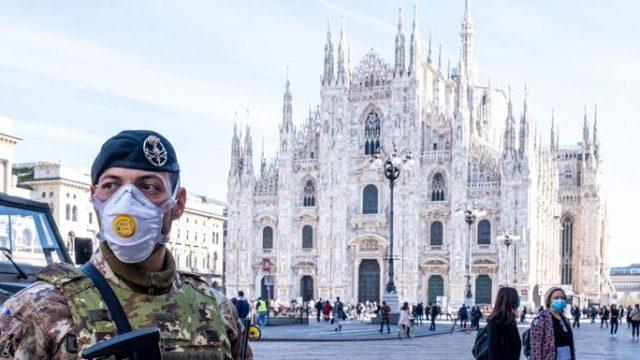 coronavirus en italia