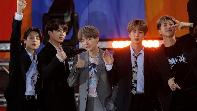 samsung BTS boyband
