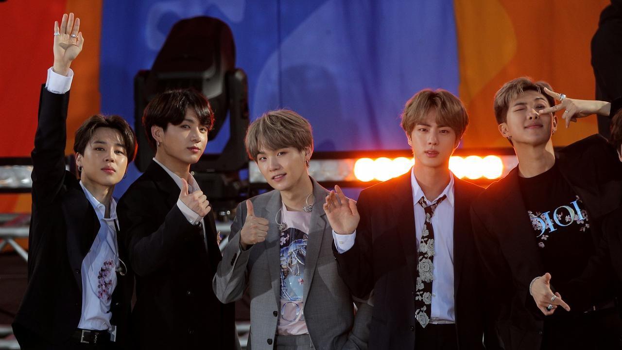 Big Hit, agencia detrás de BTS, obtuvo beneficio neto de 77.5 mdd en 2020