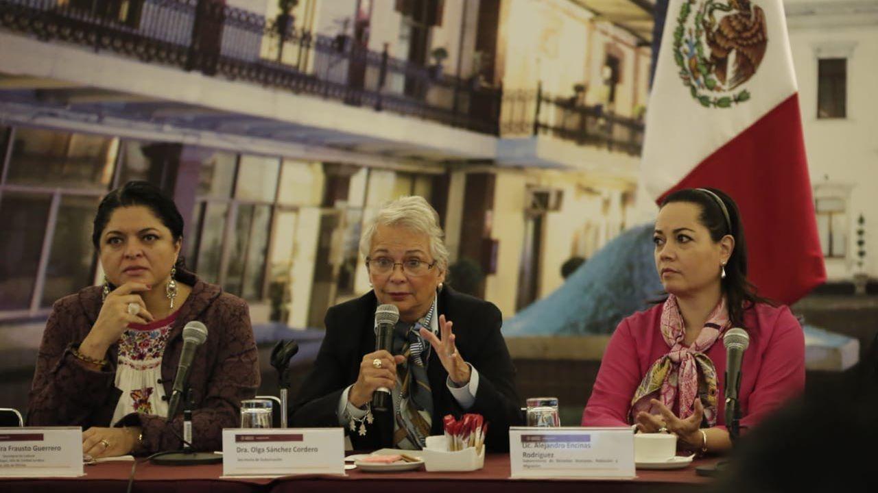 Tras críticas, Segob pone violencia contra mujeres como prioridad nacional