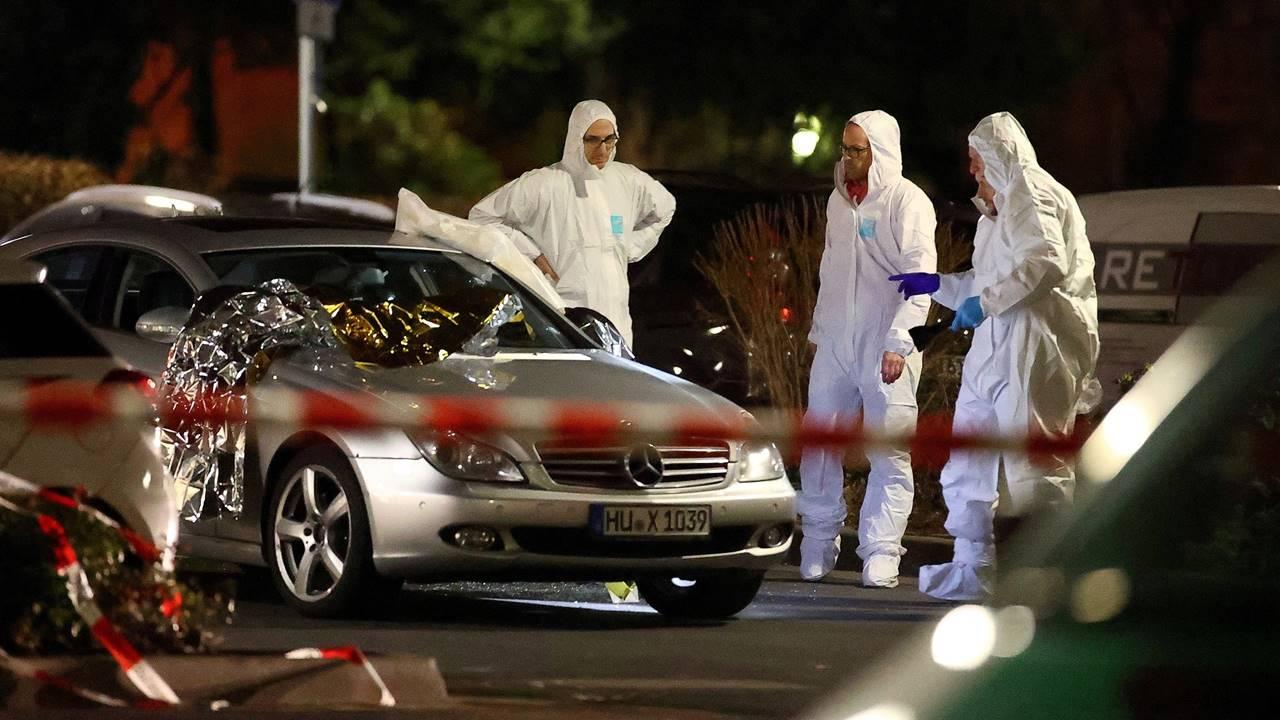 Tiroteos en bares de Alemania dejan 11 muertos; Merkel advierte racismo