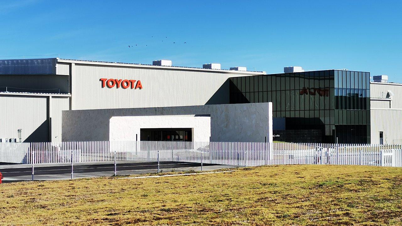 Toyota busca nuevos proveedores en México para adaptarse al T-MEC