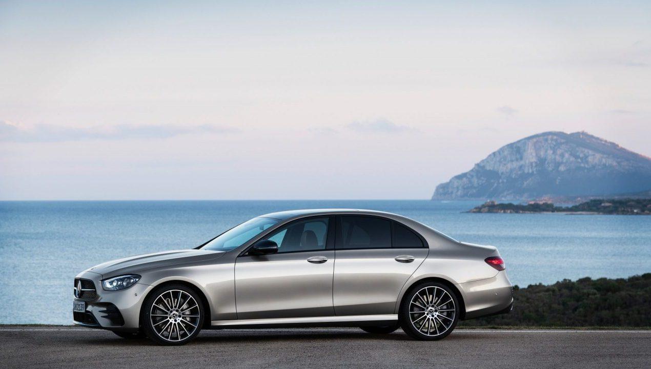 Mercedes Benz renueva su Clase E