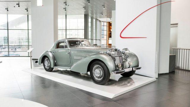 En Audi museo mobile se ubica en Alemania.