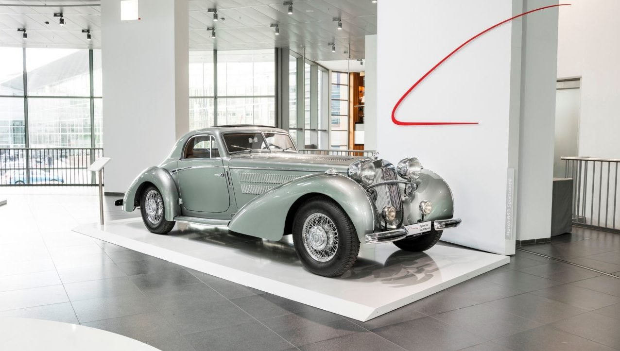 Vive un recorrido virtual en el Audi Museum Mobile