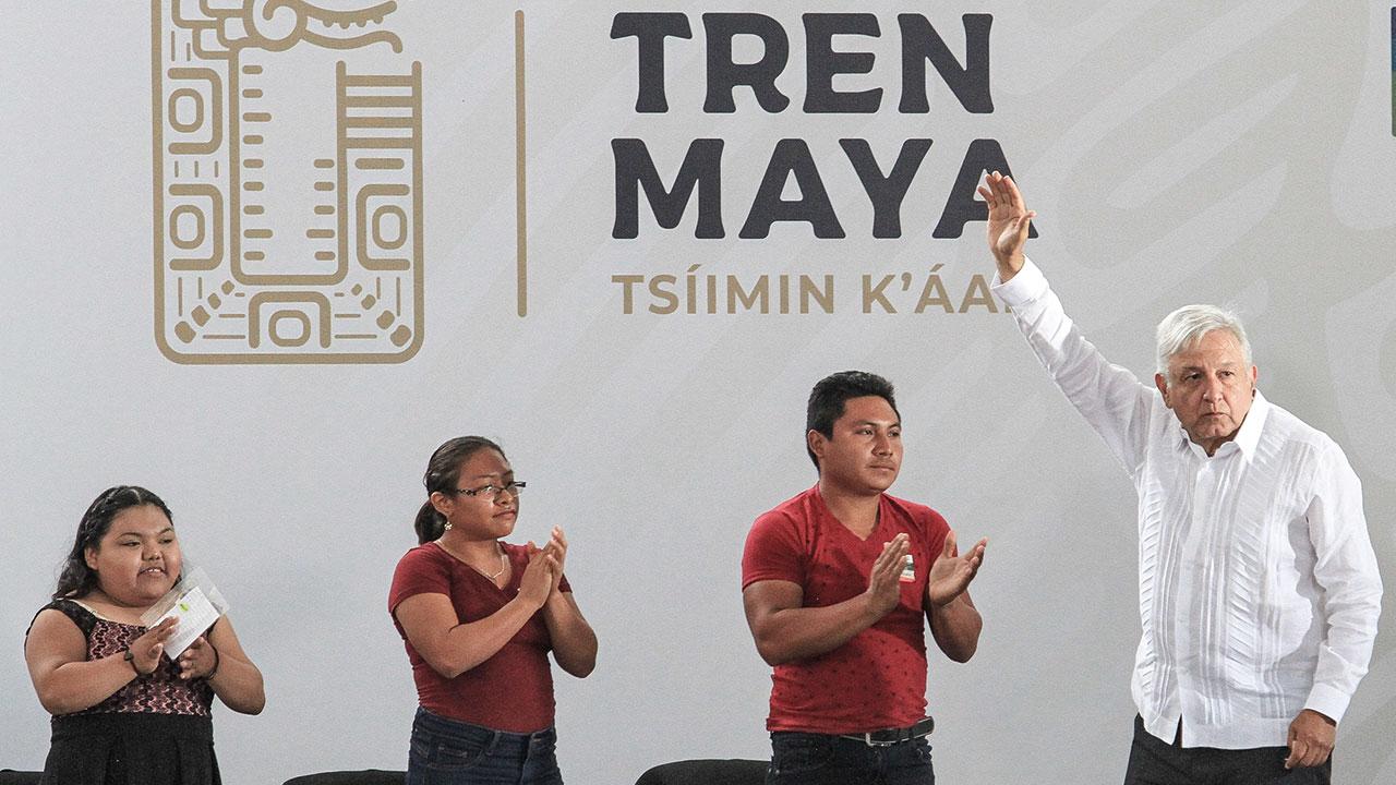 Los 3 primeros tramos del Tren Maya reciben aval de Semarnat