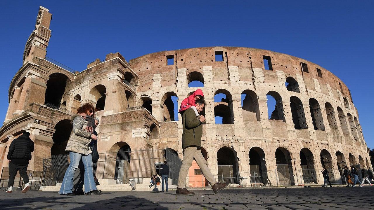 Italia detecta un contagio de Covid-19 con cepa de Reino Unido