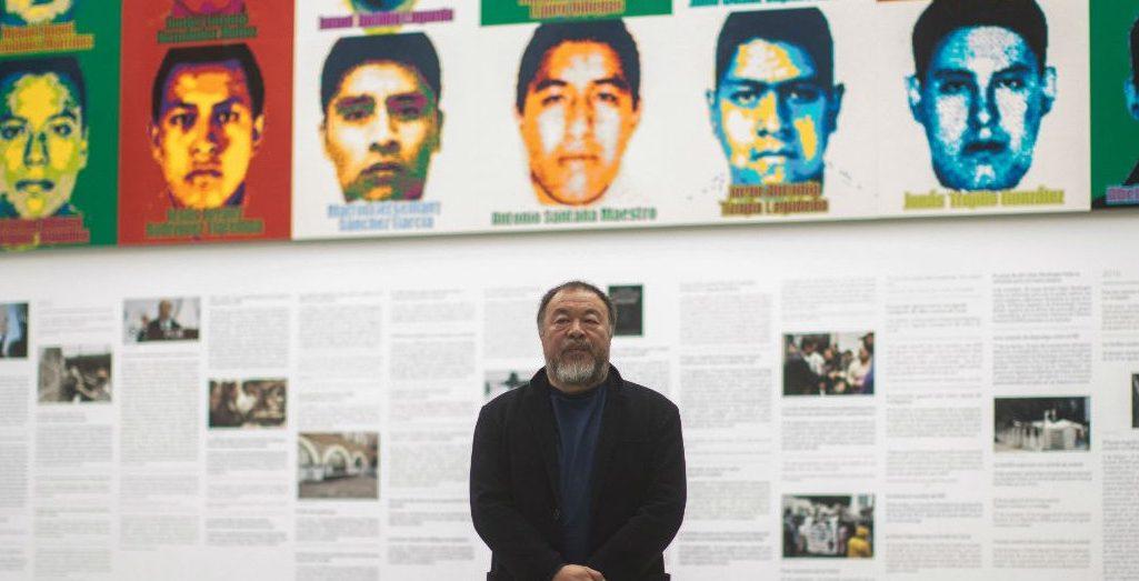 El arte de Ai Wewei llegará al Museo Cabañas en Guadalajara