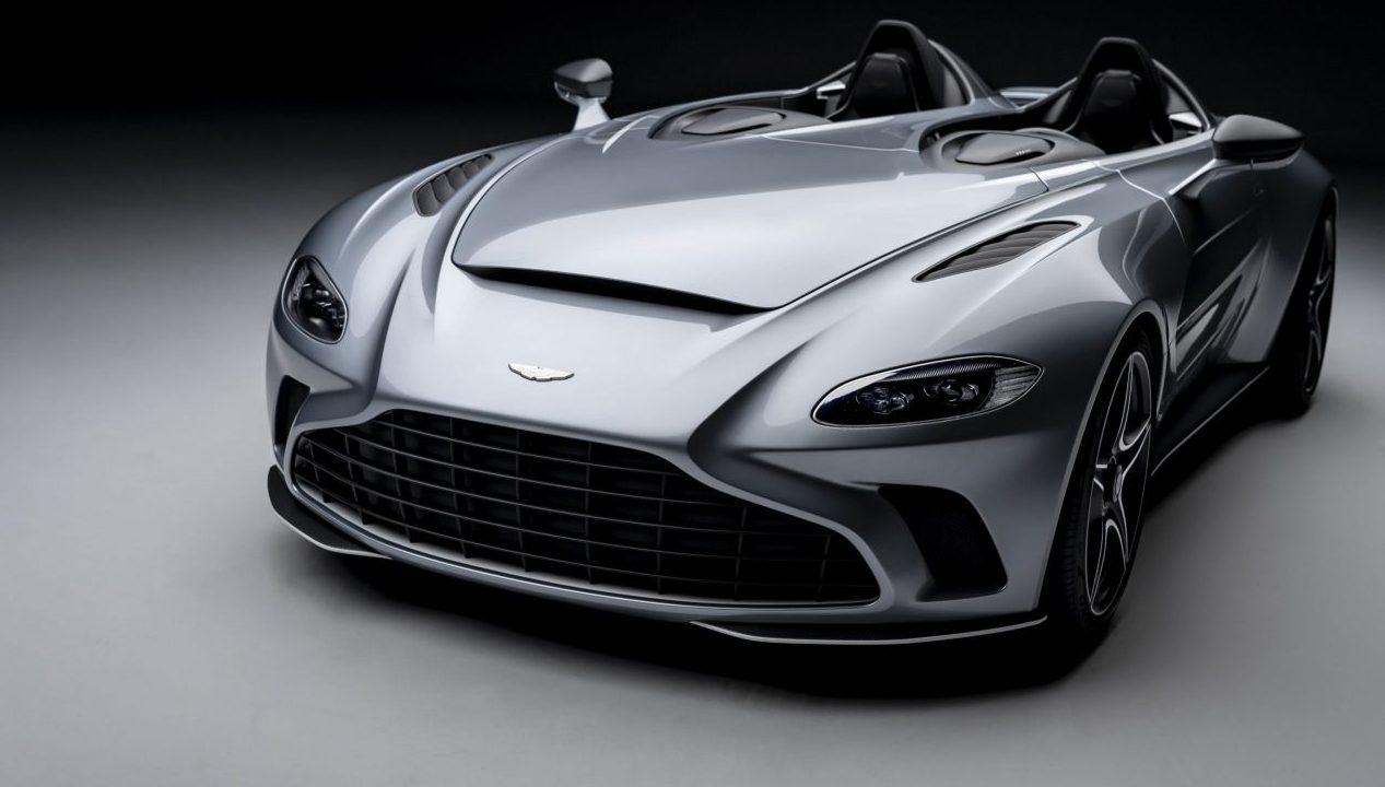 Aston Martin presenta 'V12 Speedster', el auto que surca los cielos